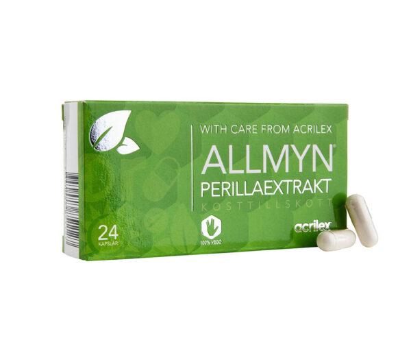 Allmyn 24 kapslar Acrilex egenvård