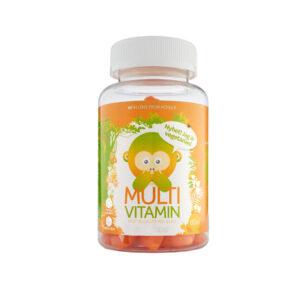 Monkids Multivitamin Veg. Apelsin